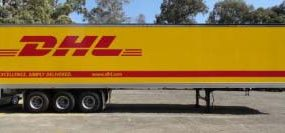 Long Haul Truck Signage